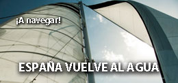 ESPAÑA VUELVE AL AGUA