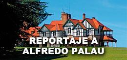REPORTAJE A ALFREDO PALAU