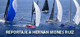 REPORTAJE A HERNAN MONES RUIZ
