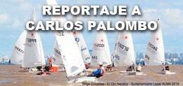 REPORTAJE A CARLOS PALOMBO