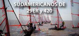 SUDAMERICANOS DE 29ER Y 420