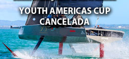 YOUTH AMERICAS CUP CANCELADA