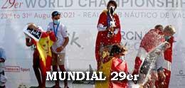 MUNDIAL DE 29er LUCAS GONZALEZ SMITH